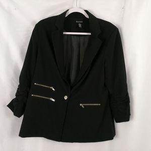 New directions woman's blazer size large